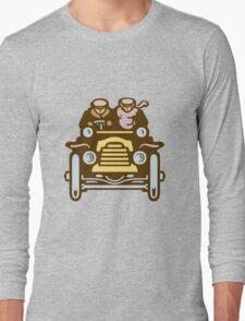Vintage Traveller Long Sleeve T-Shirt