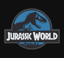 jurassic world by Luted1978