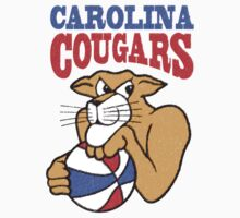 Carolina Cougars Vintage by vintagesports