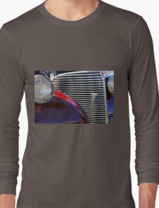 Front End Long Sleeve T-Shirt