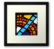 Portmeirion Window Framed Print