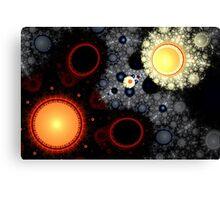 Julian Universe Canvas Print