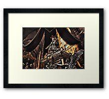 St.Vitus HDR Framed Print