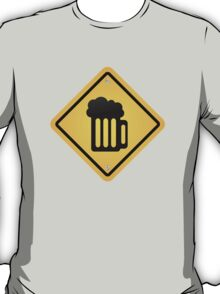 beer sign T-Shirt