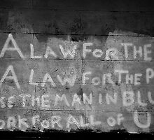 A Law For the Rich by Tiffany Dryburgh