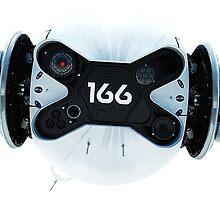 Drone 166  by Shevaun  Shh!