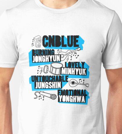 CNBlue Doodle Unisex T-Shirt
