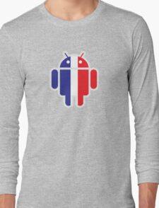 Frenchi-Bot Long Sleeve T-Shirt