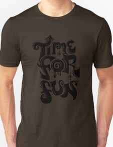 Time for fun - on lights T-Shirt