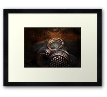 Steampunk - Doomsday  Framed Print