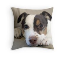 Maduke I Throw Pillow