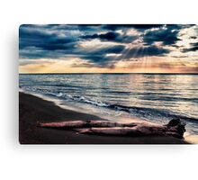 Puerto Rico West Canvas Print