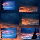 A     J U N E     Sky ...... soon summer........ by Larry Llewellyn