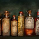 Pharmacy - Daily Remedies  by Mike  Savad