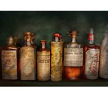 Pharmacy - Daily Remedies  Photographic Print