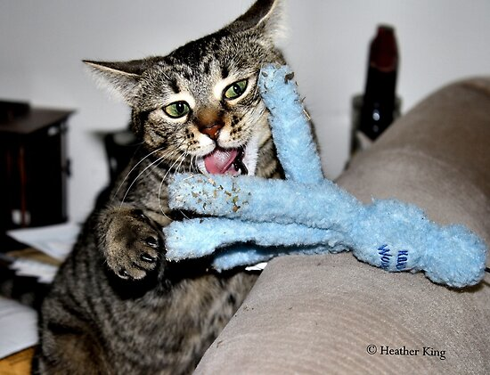 I Loves My Wubba by Heather King