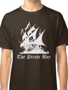the pirate bay ship Classic T-Shirt