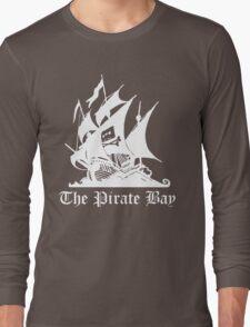 the pirate bay ship Long Sleeve T-Shirt