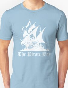 the pirate bay ship Unisex T-Shirt