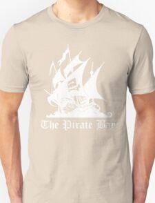 the pirate bay ship Unisex T-Shirt