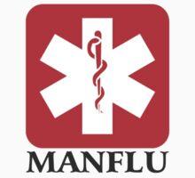 Medical Alert - Manflu Kids Tee