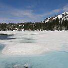 Lower Lindsey Lake by Patty Boyte