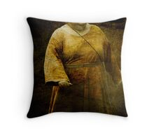 The Cook Throw Pillow