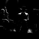 Gato Barbieri&#x27;s silhouette by Baina Masquelier