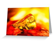 Womb of Heaven Greeting Card