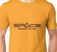 Mission Space: We Choose to Go  Unisex T-Shirt