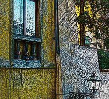 Florence Window by Hal Bohner