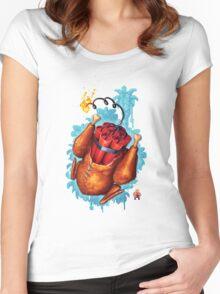 Broforce - MacBrover Women's Fitted Scoop T-Shirt