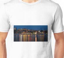 Hot Summer Night in Burlington Harbor - GigaPan Unisex T-Shirt