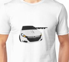 Dodge Dart - Bright Silver Unisex T-Shirt