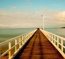 Point Lonsdale Pier by KellieJayne