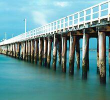 Pier's Glance by KellieJayne