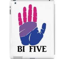 Bi Five iPad Case/Skin