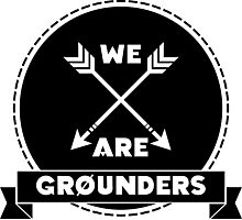 We Are Grounders Photographic Print