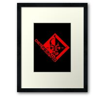 Desperado Enforcement, LLC Framed Print