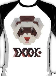 Dook (Fierce Ferret with matching text) T-Shirt