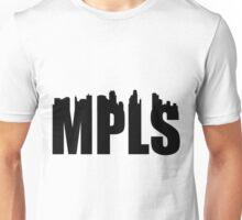 Minneapolis-Skyline Unisex T-Shirt