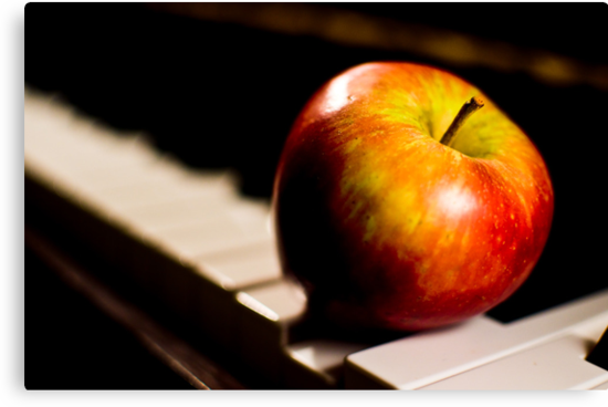 Music Is Fruitful by Michael Cadelina