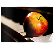 Music Is Fruitful Poster
