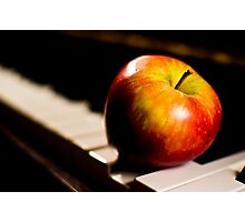 Music Is Fruitful Photographic Print