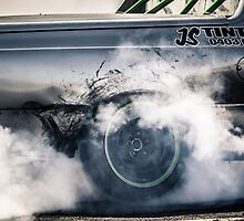 SHRKYZ Wheelspin by VORKAIMAGERY