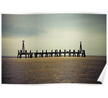 The Forgotten Pier Poster