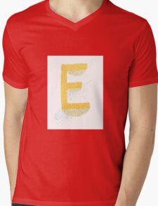Colorful beautiful shapes for good mood Mens V-Neck T-Shirt