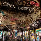 Wall to Ceiling - Graffiti by clydeessex