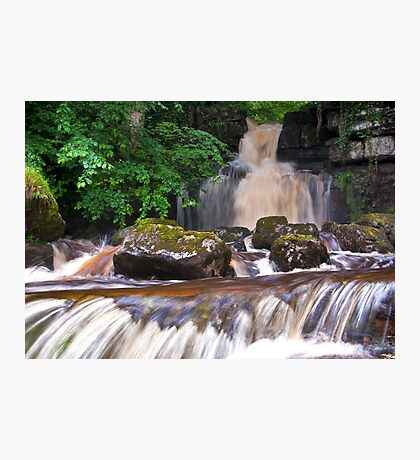 Cliff Beck Falls Photographic Print