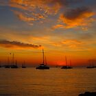 Ibiza Sunset II by Sorted3000